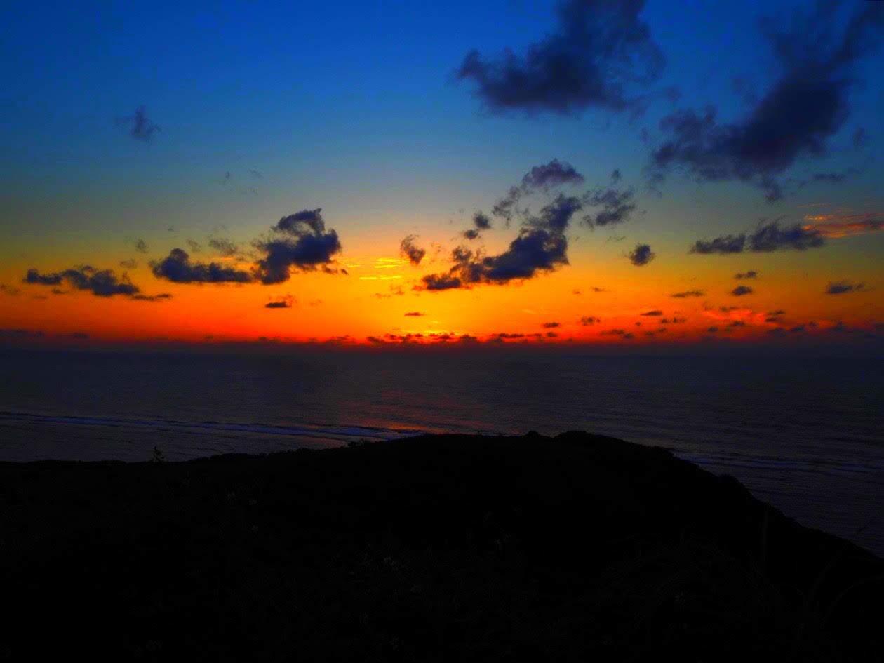 石垣島のサンセット
